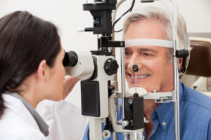 Diabetic Eye Exam